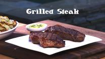 Grill Next Door: The Perfect Grilled Steak