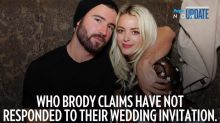 Brody Jenner Says Sisters Kylie & Kendall Jenner Never RSVP'd to His Wedding: 'They'll be Missed'