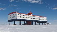Hirnabbau bei Antarktis-Aufenthalt