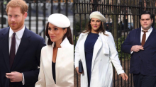 How two plus size influencers are twinning with Meghan Markle and Prince Harry