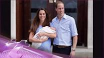 Entertainment News Pop: Prince George's Aden + Anais Swaddle Blanket Sells Out