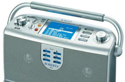 Roberts reveals RD41 DAB radio: high on features, low on style