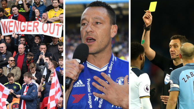 Premier League end of season awards: Yahoo Sport's best and worst of 2016-17