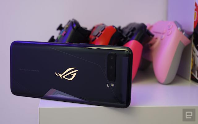 ASUS ROG Phone 3 preview: An upgraded gaming phone that feels familiar