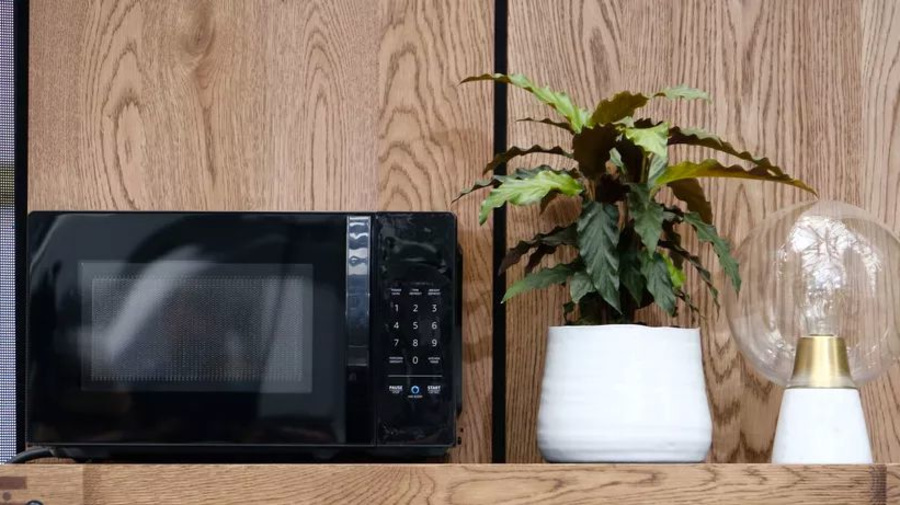 Amazon just announced a $60 Alexa-powered microwave