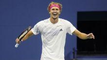 Alexander Zverev erases two-set deficit to reach maiden US Open final
