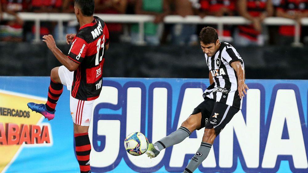 Flamengo x Botafogo: números, pranchetas e mapas de calor completos