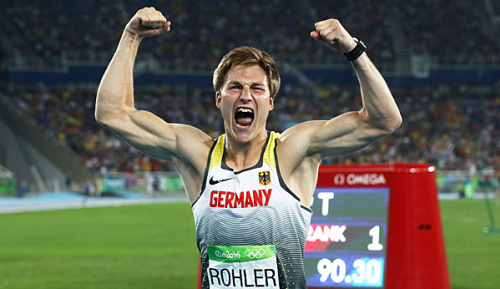 Leichtathletik: Röhler unterstützt harten Kurs im Anti-Doping-Kampf