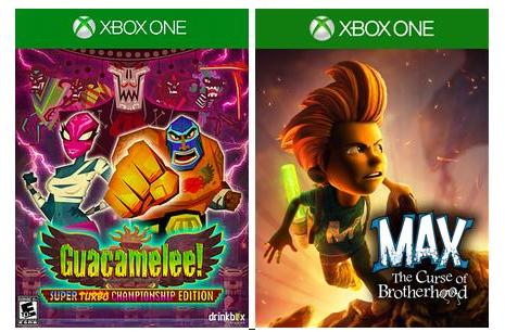 Games with Gold dips into Guacamelee on Xbox One