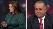 'Patronising': Panellist slammed during heated Q&A stand-off