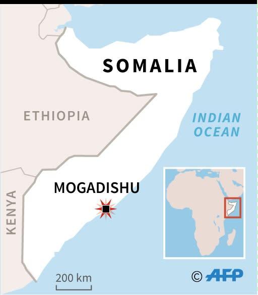 Mogadishu (AFP Photo/)