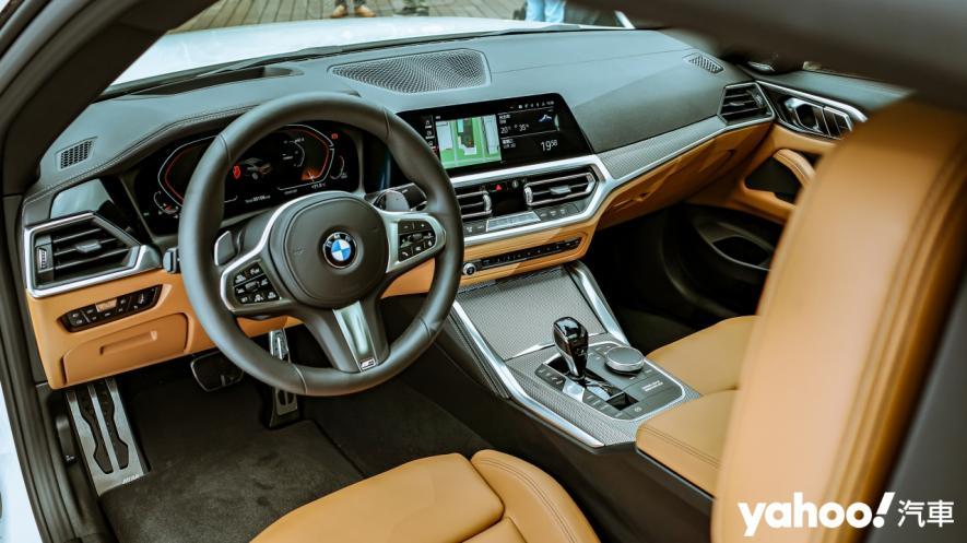 全集中呼吸法-肺之呼吸!2021 BMW 4-Series 236萬起登台上市! - 12