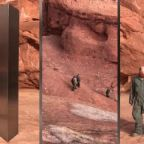 What Is the 12-Foot-Tall Silver Monolith Discovered in a Remote Utah Desert?