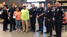 Good News des Tages: Diebe stehlen Werkzeug – Polizei ersetzt Gärtner alles mit Spenden