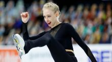 Bradie Tennell takes command in quest for an elusive second U.S. figure skating title
