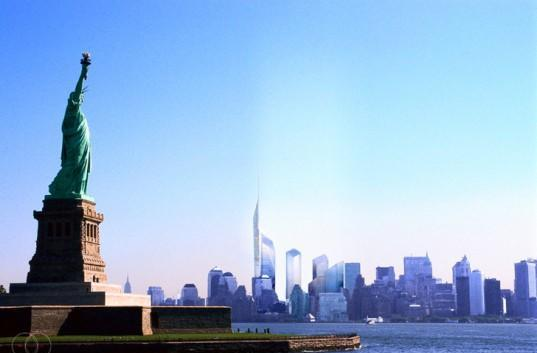 Inhabitat's Week in Green: 9/11 Memorial designs, an electric helicopter and laser headlights