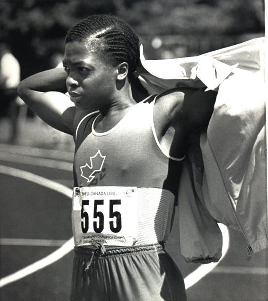 Record-holding Canadian sprinter, Olympic medallist Angela Bailey dies at 59