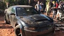 Vin Diesel shows off Fast 9's special Dodge Charger Hellcat widebody