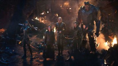 The new Avengers has already broken a box office record