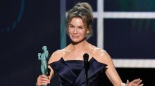 Renée Zellweger Gives Her Jerry Maguire Costar Tom Cruise a Sweet Shoutout During SAG Win