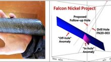 ALX Resources Corp. Intersects Additional Nickel-Copper Mineralization at Falcon Nickel Project, Northern Saskatchewan
