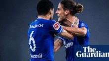 Schalke finally show fight but fans send warning before Dortmund derby
