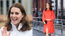 Kate Middleton rocks two completely different looks in just hours