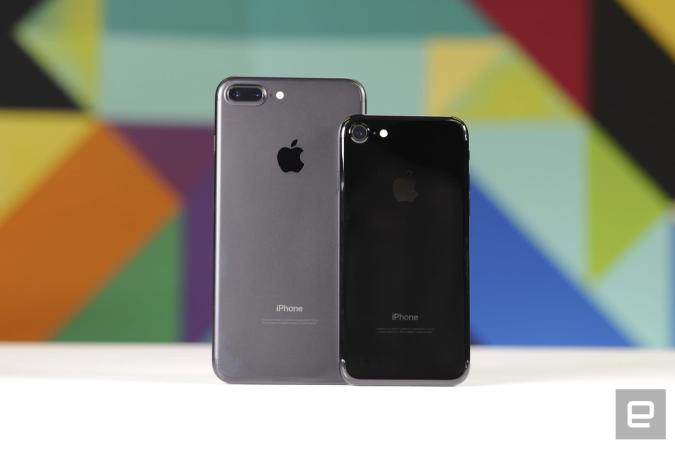 Apple's iPhone sales keep falling