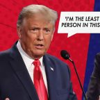 Highlights from the final presidential debate between Trump and Joe Biden