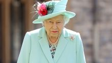 The Queen is 'moving out' of Buckingham Palace