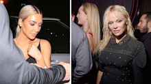 Pamela Anderson Just Sent Kim Kardashian A Faux-Fur Coat And A Stern Message