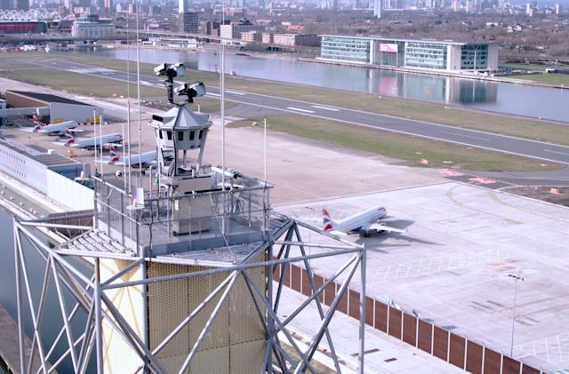 London City is the first major airport to control air traffic via a digital tower