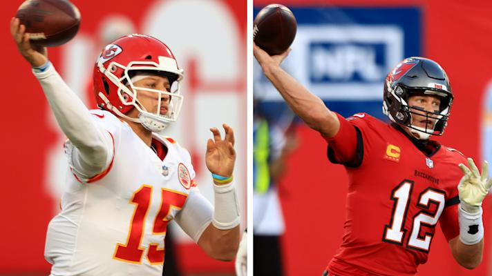 Patrick Mahomes outduels Tom Brady in Tampa Bay