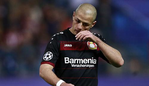 Bundesliga: Bayer auch gegen Bayern ohne Torjäger Hernandez