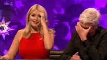 Phillip Schofield Likens Private Parts To Anaconda and Deep Impact On Celebrity Juice!