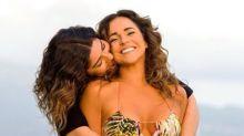 No dia mundial da visibilidade lésbica, Daniela Mercury posta foto com a mulher: 'Para que o mundo fique mais amoroso e respeitoso'