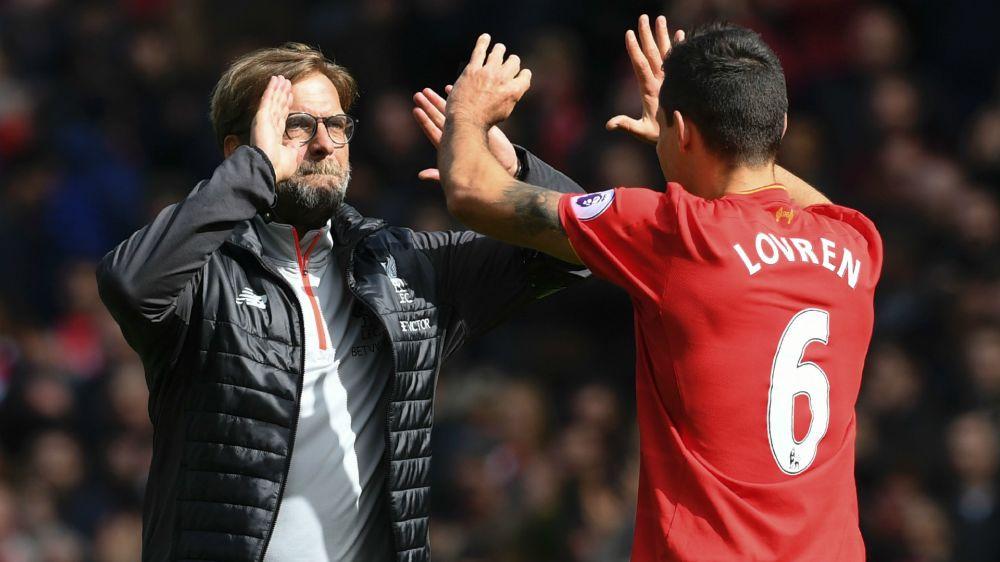 Klopp mit Derby-Rekord als Liverpool-Coach