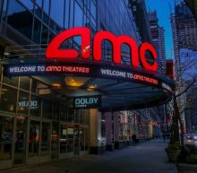 AMC shares surge over 15% on #AMCDay as meme traders aim to push movie chain's shares back above $60