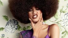 Zendaya Channels Diana Ross, Grace Jones, and Other Hair Icons