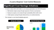 Express Turns to Aggressive Cost Cutting and Brand Marketing