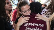 Grieving students head to Florida capital for protests