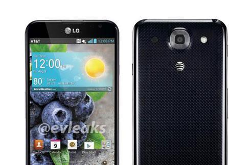 Optimus G Pro for AT&T leaks out ahead of LG's US press event