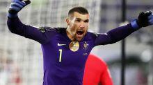 Mat Ryan's incredible heroics send Socceroos into Asian Cup quarters