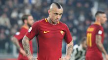 Roma's Radja Nainggolan benched as punishment for drunk New Year's Eve video