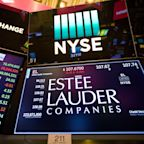 MARKETS: Estée Lauder stock pops after earnings beat, though guidance disappoints