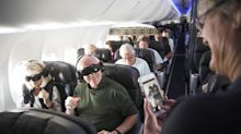 Alaska Airlines is trying to make VR part of its first-class experience