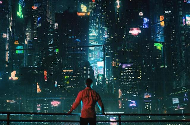 'Altered Carbon' is more than just a 'Blade Runner' ripoff