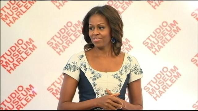 Michelle Obama Turning the Big 5-0