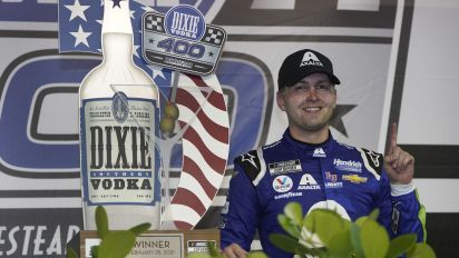 Column: Hendrick finds victory lane with rare outside hire