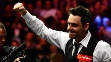 Ronnie O'Sullivan: Snooker's younger generation needed a 'kick up the a***'
